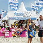 Easy Beachlife am 2. Tag des Beetle Kitesurf World Cups 2012