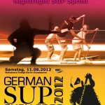 German SUP Challenge 2012 – Der Nightflight SUP Sprint Berlin ist zurück