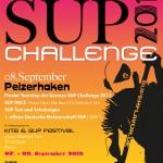 Finale der German SUP Challenge 2012 in Pelzerhaken