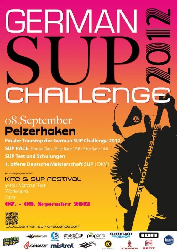 german sup challenge finale 2012 pelzerhaken