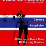 1. offene Deutsche Meisterschaft SUP 2012 des Deutschen Kanu Verbandes