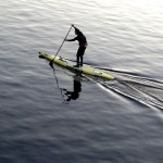 From Dusk till Dawn Stand Up Paddle Edition – Christian Hahn paddelt nonstop um Berlin