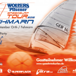 "Countdown zum 3. Tourstopp der ""Wolters Pilsener Speedsurf Tour 2012"""
