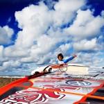 Philip Köster kommt als Weltmeister wieder zum Windsurf World Cup nach Sylt