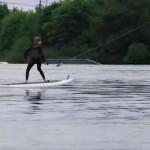 Lampuga – Das Surfboard mit Elektroantrieb