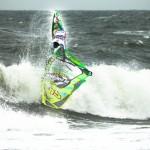 10 Stunden Freestyle und Wave Action beim Windsurf World Cup am Stück
