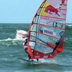 Spannung beim Slalom Match des Windsurf World Cup Sylt 2012