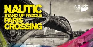 nautic sup crossing paris