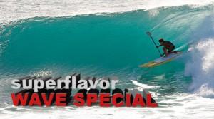 superflavor sup wave gebrauchtboards