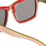Sonnenbrillen aus recycelten Skateboards von Quiksilver