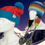 Der Winter treibts bunt – Modisches für die Ohren von Chiemsee zu gewinnen