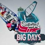 Supremesurf Big Days 2012 machen Winterpause