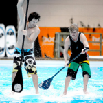 German Indoor SUP Championships auf der boot Düsseldorf 2013