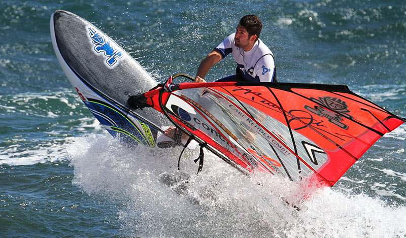 Chiemsee Windsurf Team Vincent Langer