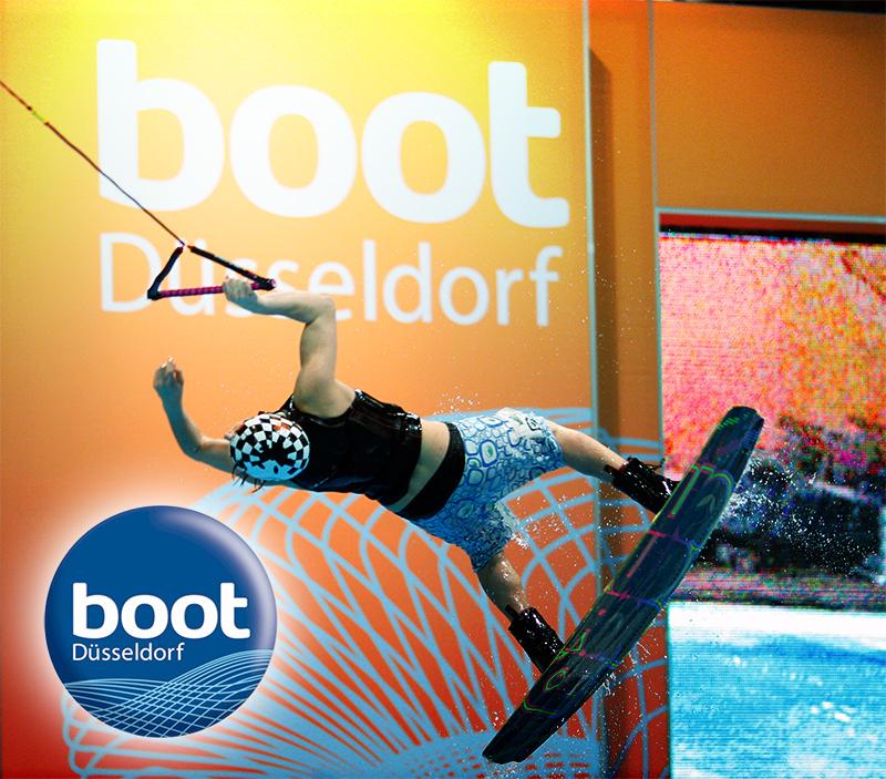 boot duesseldorf beach world