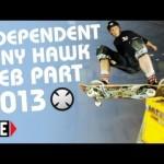 Skateboardlegende Tony Hawk wechselt zu Independent