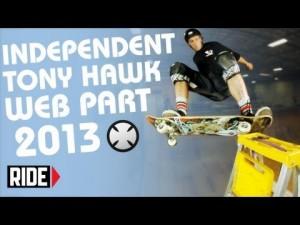 Tony Hawk Independent 2013