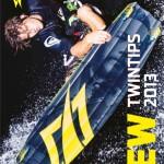 Neue Kitesurf Twintip Collection von Naish