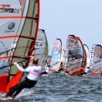 Windsurf Slalom Weltmeisterschaften 2013 auf Sylt