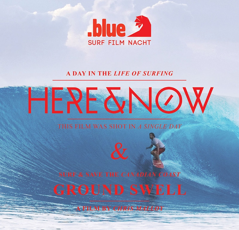 blue surf film nacht 2013