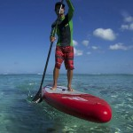 FLY AIR Inflatable Touring SUP von Fanatic