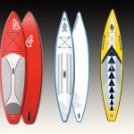 Fanatic, Naish, Starboard – Wer hat das beste Inflatable Touring SUP Board