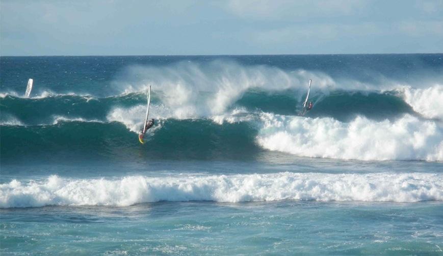 jenny surft maui windsurfing superflavor
