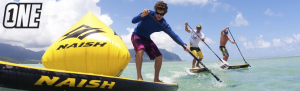 naish one inflatable sup board