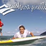 Naish SUP Hokua 8.0 und Javelin 12.6 in Action mit Noa Ginella