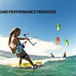 Neue Naish Kites wecken Frühlingsgefühle