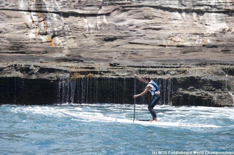 Molokai 2 oahu paddle race