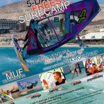 Maui Ultra Fins Windsurf Freestyle-Camp auf Fuerteventura
