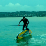 Freestyle Session auf Naish One Inflatable SUP – Video