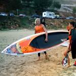 Triff SIC Sonni auf dem Surf Festival Pelzerhaken