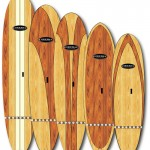 Coreban SUP Wood Range 2011 150x150 Exocet SUP Boards 2011   Marktübersicht