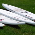 naish glide javelin vergleich2 150x150 Naish Nalu SUP 11.6 Epoxy Wood Review & SUP Test