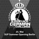 SUP Summer Opening Berlin der German SUP Challenge am 25. Mai 2013