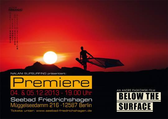below the surface premiere in berlin