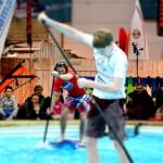 2. German Indoor SUP Championships auf der boot Düsseldorf 2014