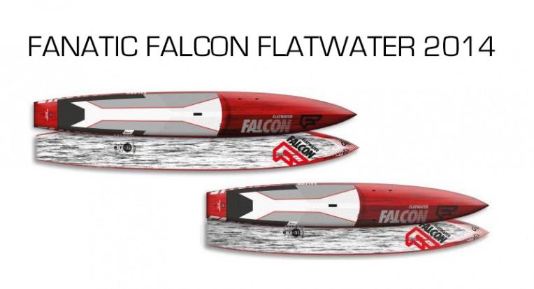 sup fanatic falcon flatwater 2014