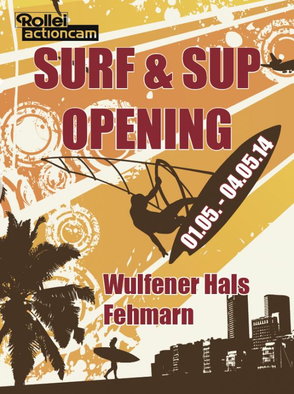 surf sup opening wulfener hals