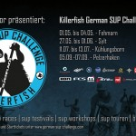 Killerfish German SUP Challenge beim Rollei Surf & SUP Opening