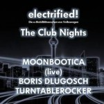 "VW elektrisiert Berlin mit electrified! ""The Club Nights"""