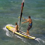 Naish Crossover Air – SUP Test