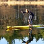 Noelani Sach wechselt ins Naish SUP Team