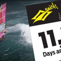 robby naish windsurf video 2014