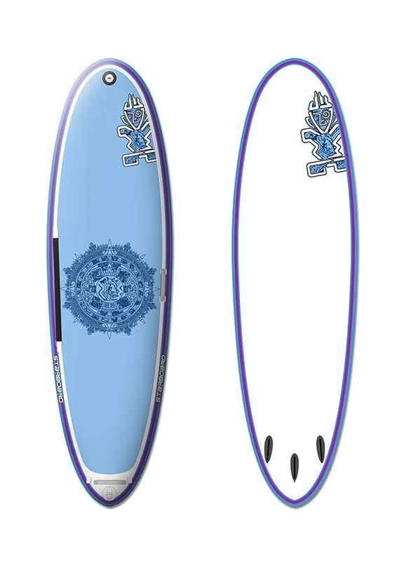 starboard astro yoga stand up paddle