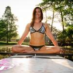 SUP Yoga erobert Deutschland