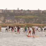 SUP Paddle Blade Size – Kraft oder Wille