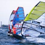 Perfekte Bedingungen für Stand Up Paddler und Long Distance Windsurfer